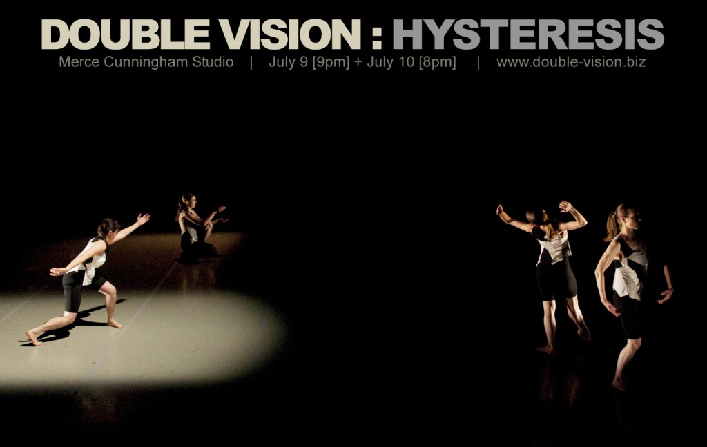 DOUBLE VISION Hysteresis Postcard